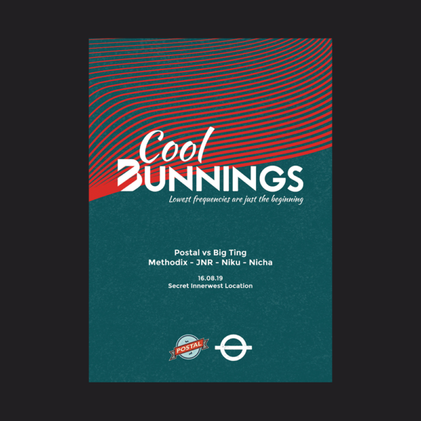 Cool Bunnings - 16th August 2019