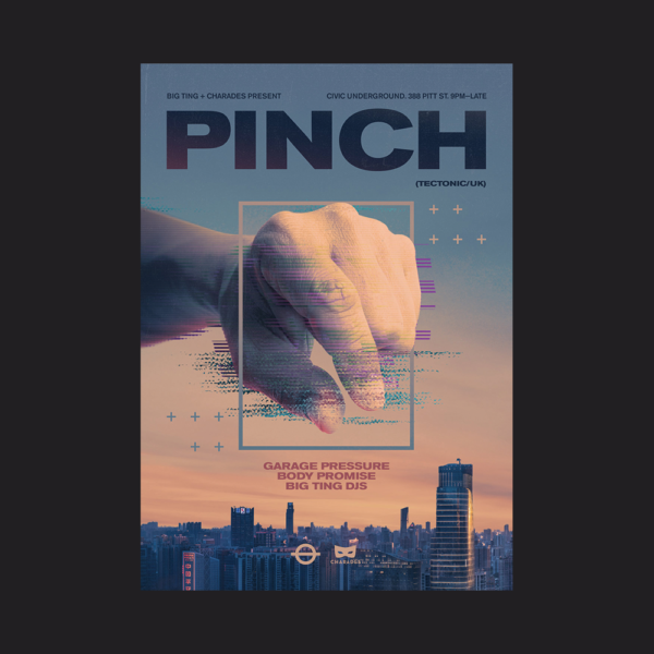 Pinch - 11th May 2018