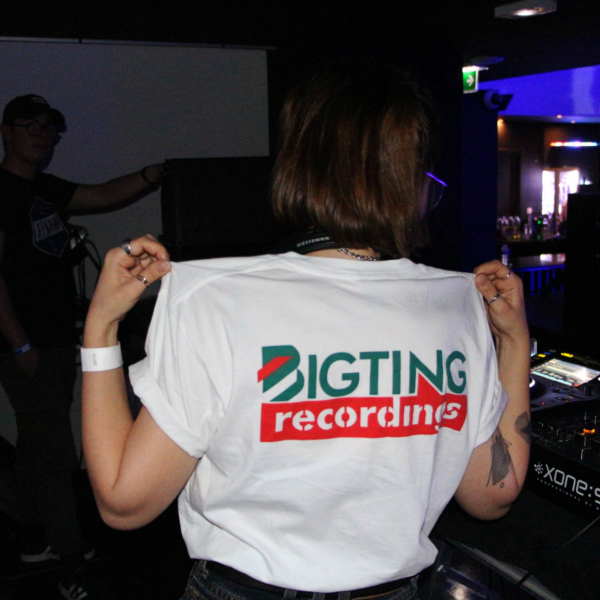 Big Ting Warehouse T-Shirt